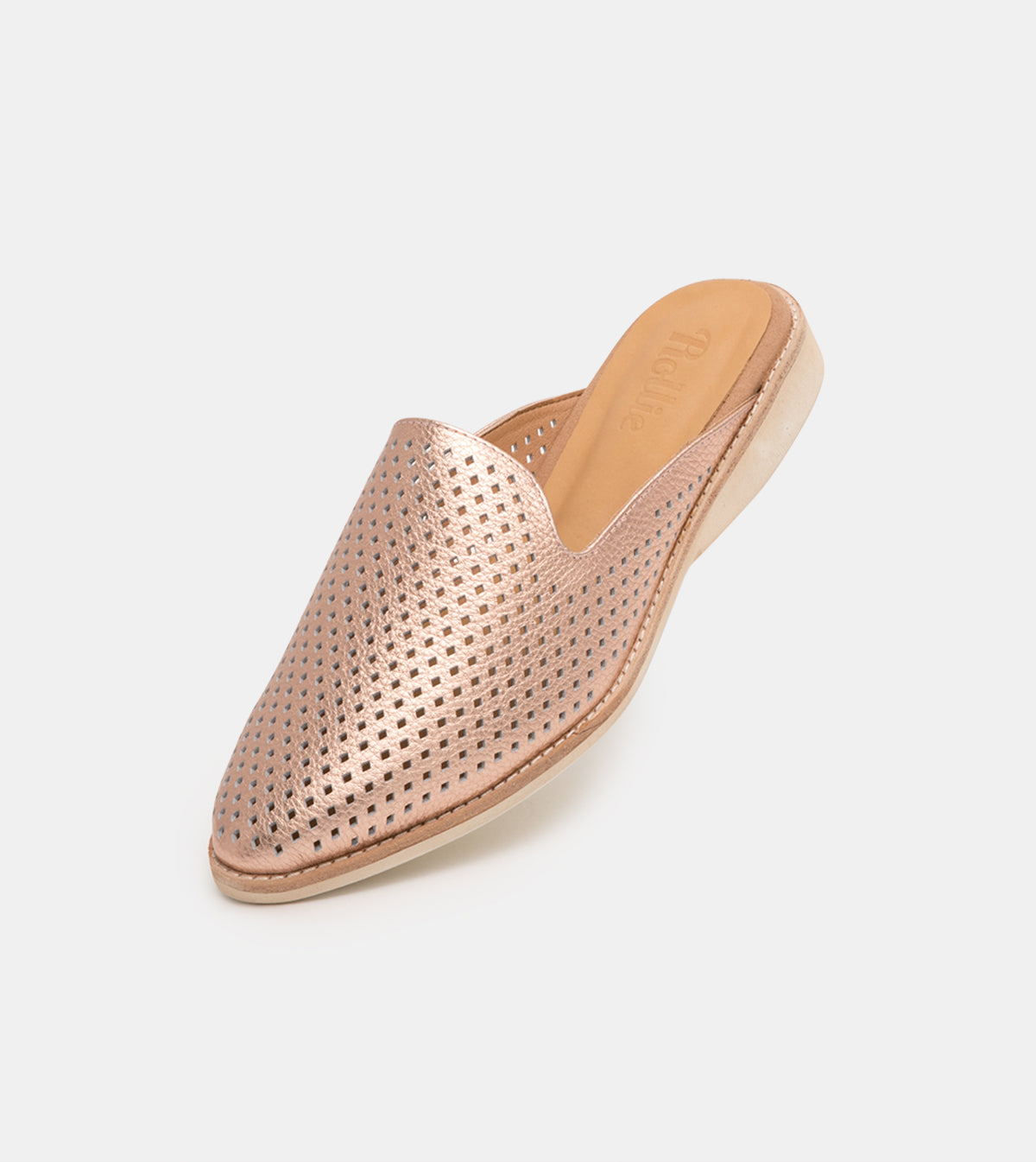Madison Mule Punch Rose Gold