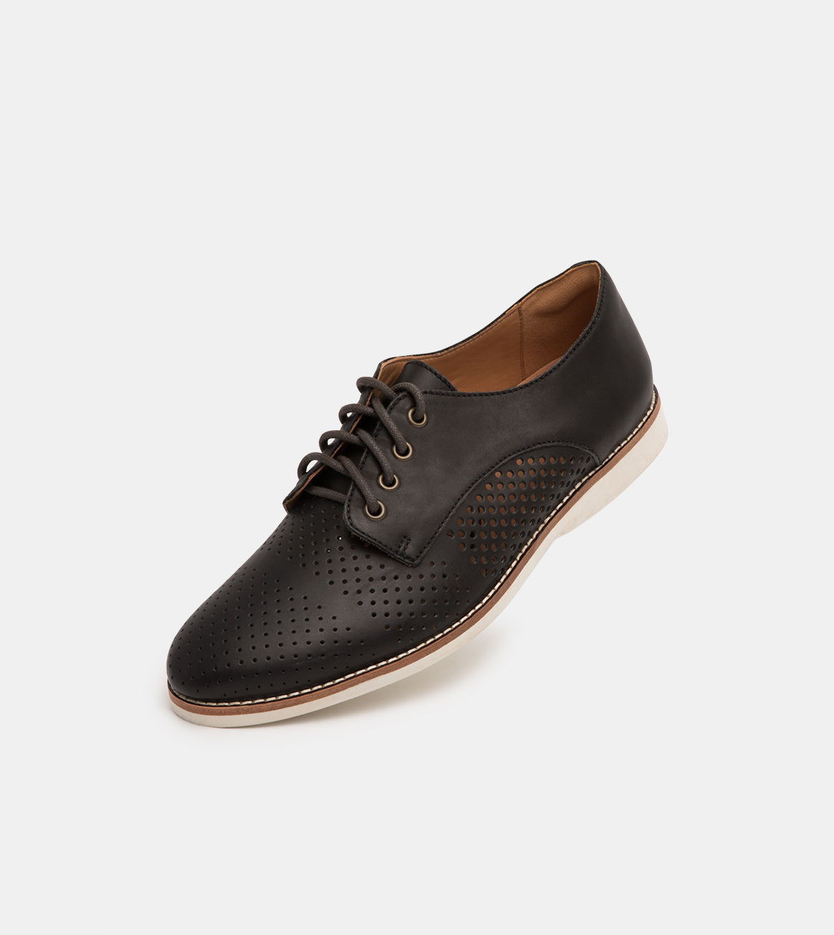 Derby Mens Punch Black