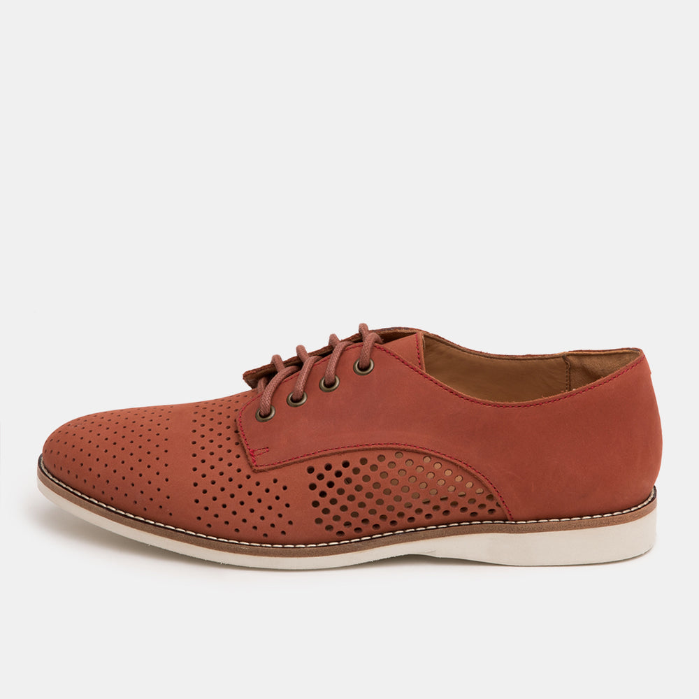 Derby Mens Punch Rust