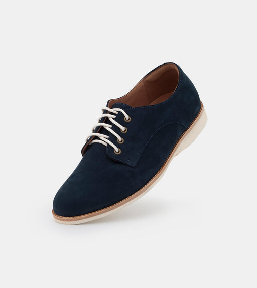 Derby Navy Nubuck