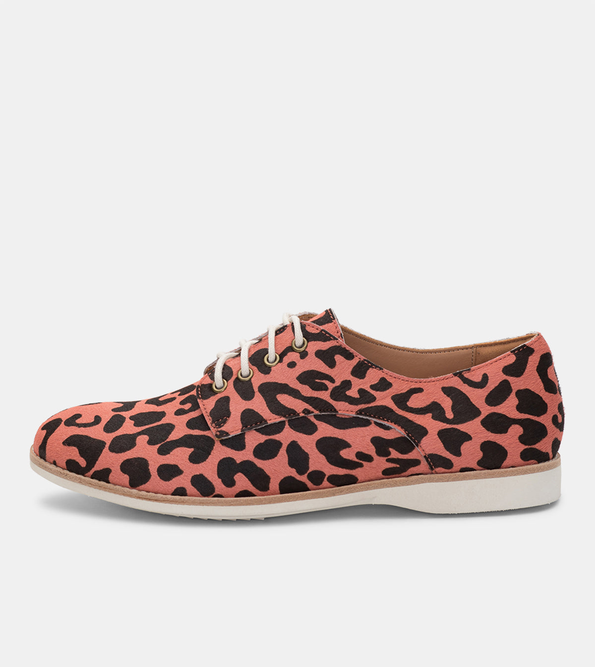 Derby Coral Leopard