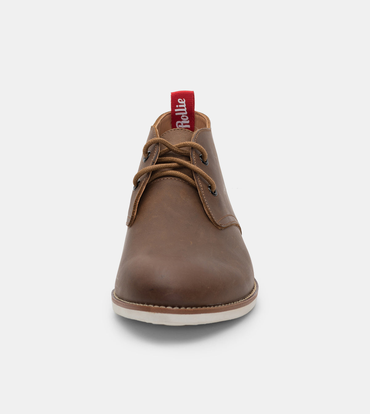 Chukka Mens Coffee Distressed