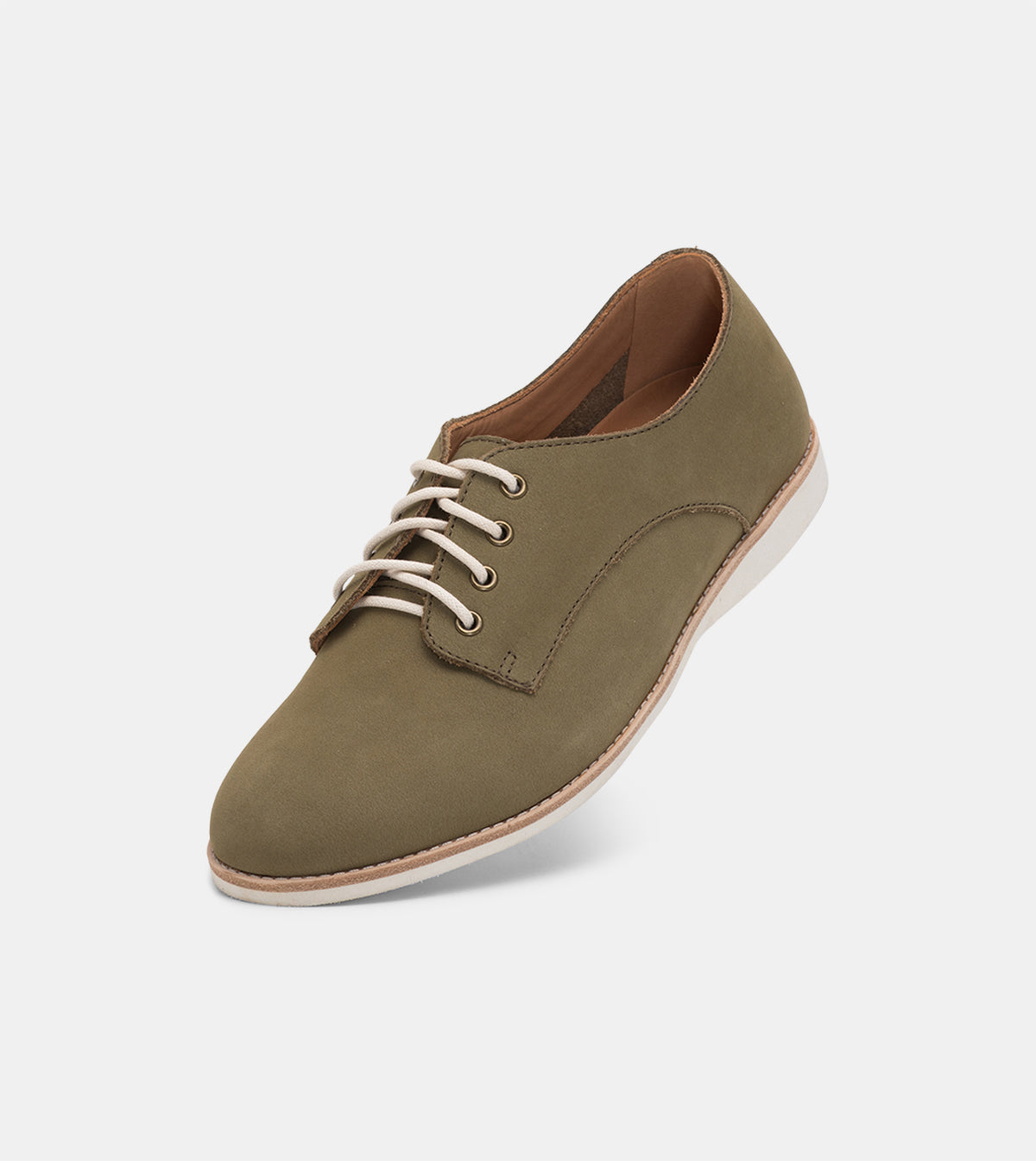 Derby Unlined Olive