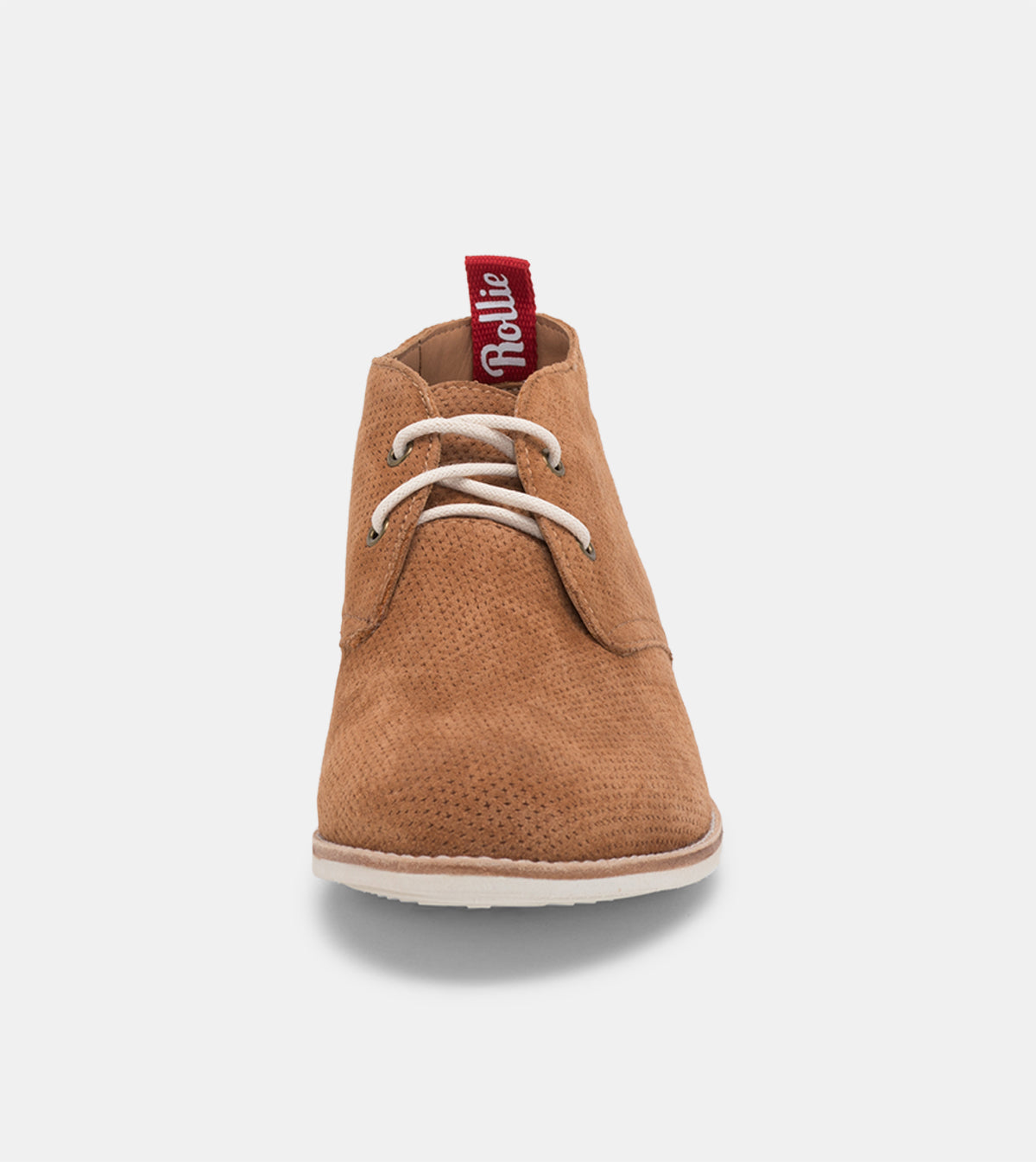 Chukka Pin Cross Tan Burnish