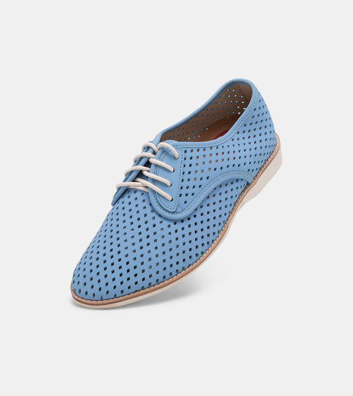 Derby Punch Cornflower Blue
