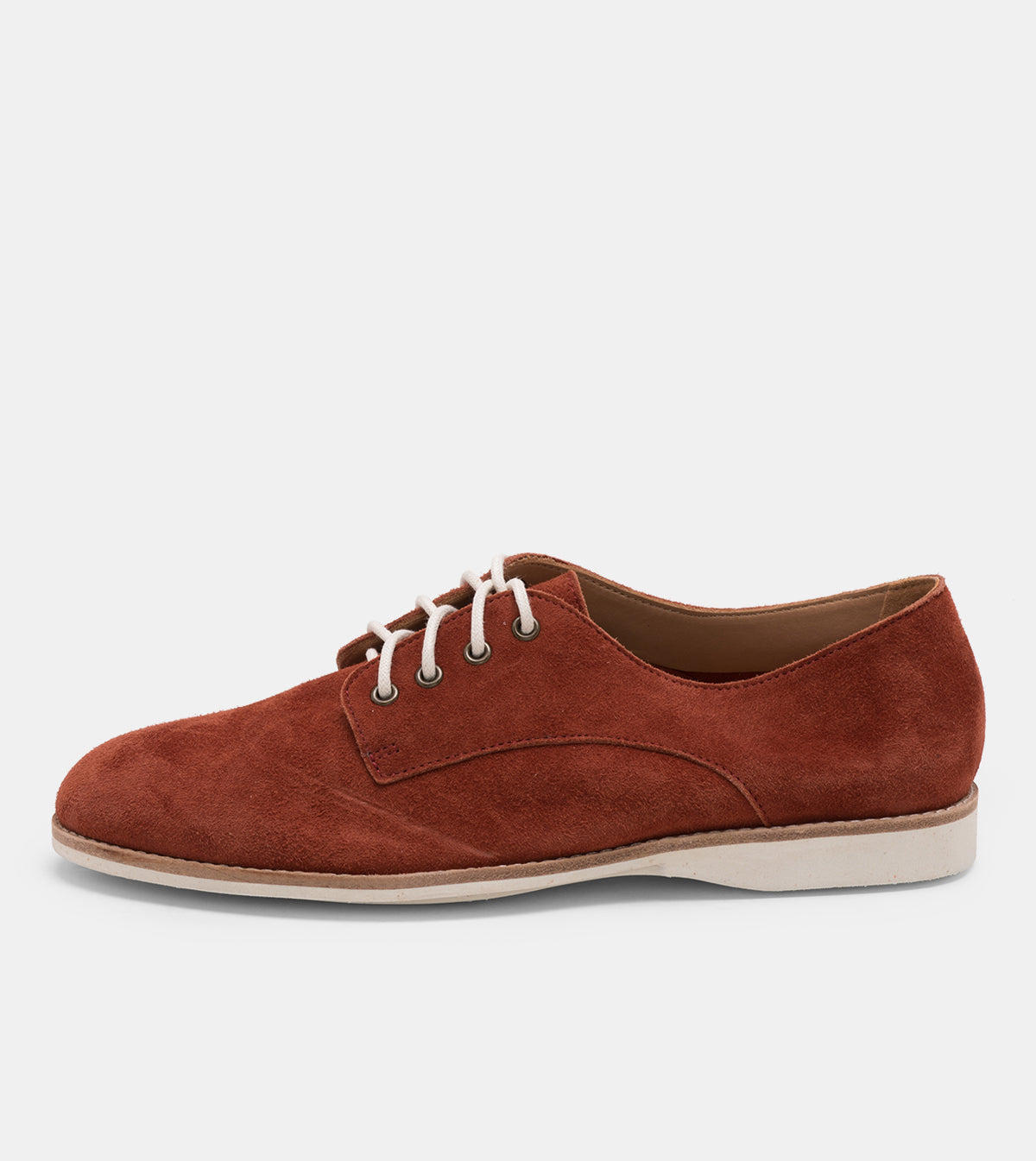 Derby Unlined Rust Tan