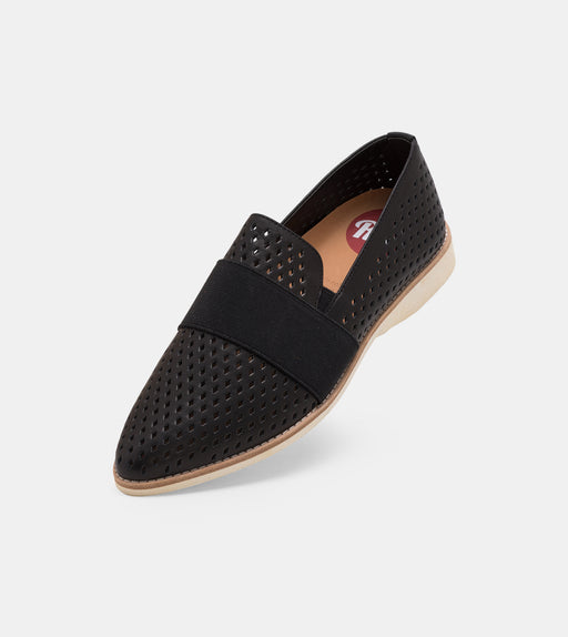 Madison Albert Strap Punch Black/Black