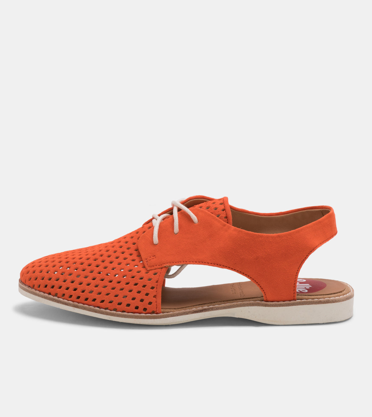 Slingback Punch Coral