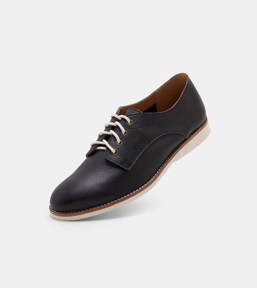 Derby Mens Black Unlined