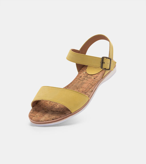 Sandal Yellow Nubuck