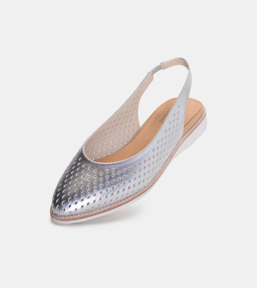 Madison Slingback Punch Silver
