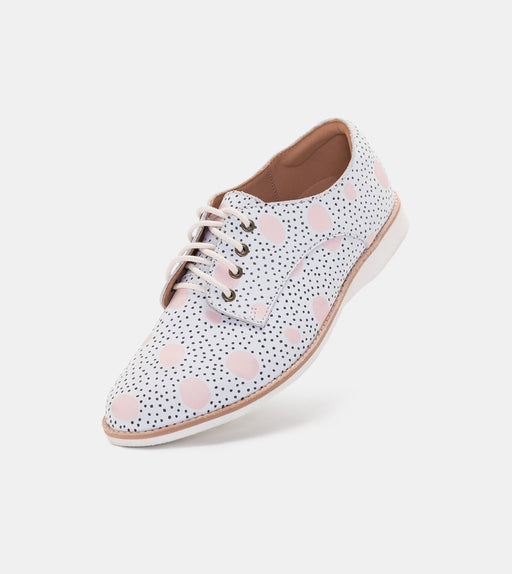 Derby Pink Artistic Dots