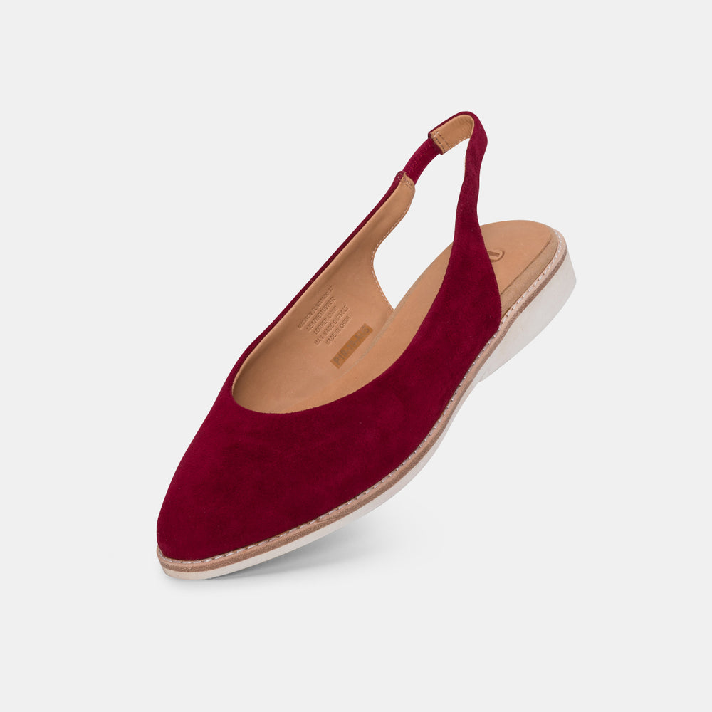 Madison Slingback Fuchsia