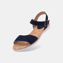 Sandal French Navy