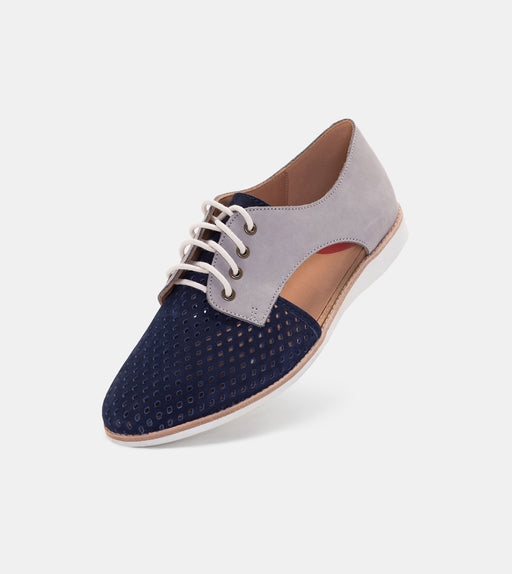 Sidecut Punch French Navy/Concrete