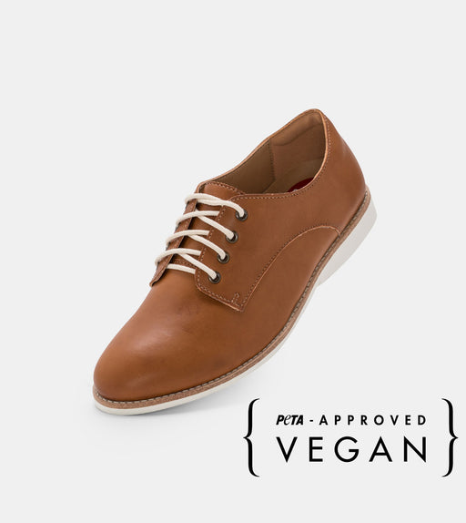 Vegan Derby Cognac