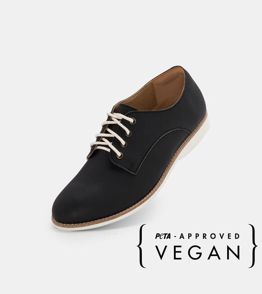 Vegan Derby Black