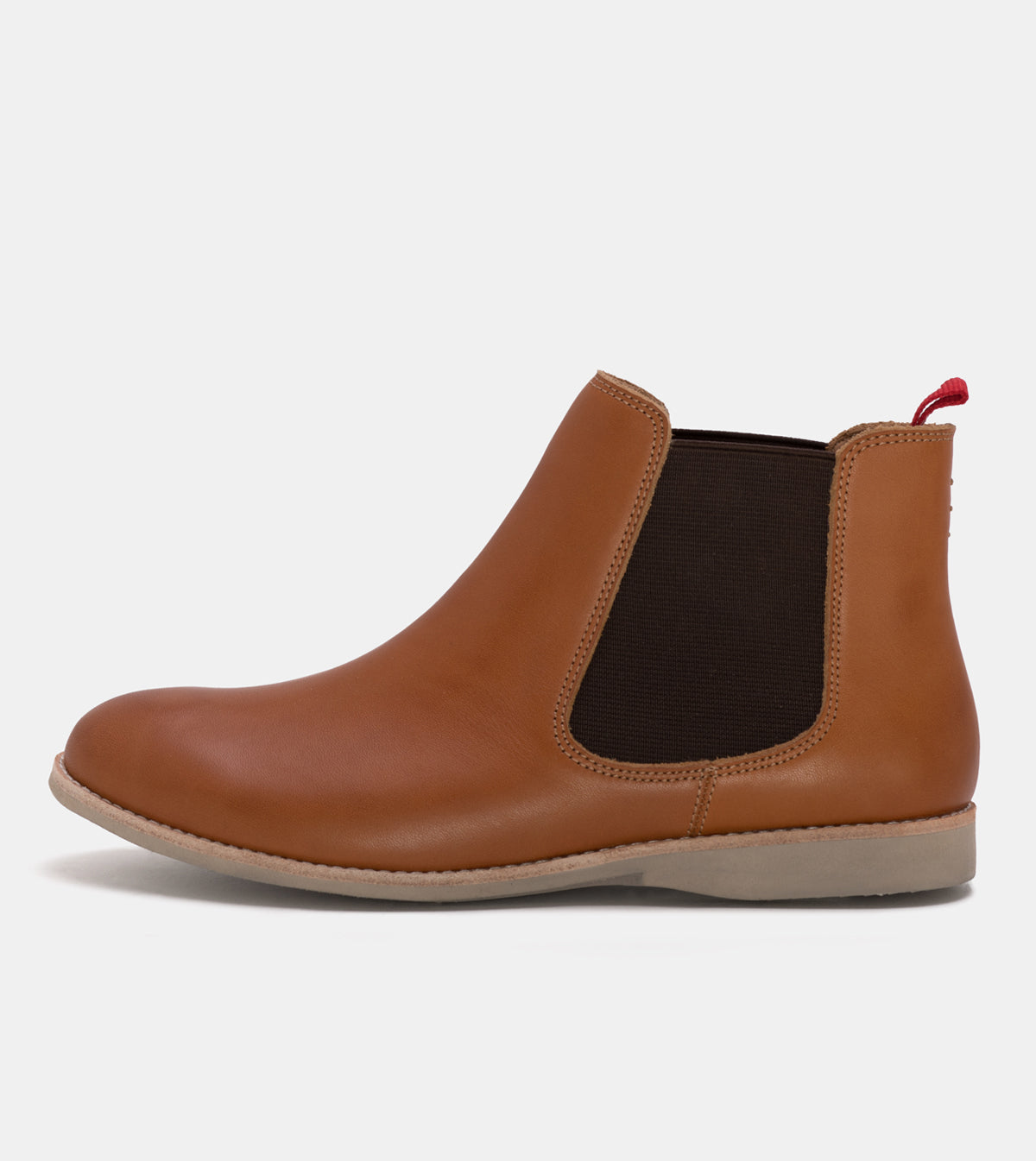 Chelsea Cognac Burnish / Honeydew sole