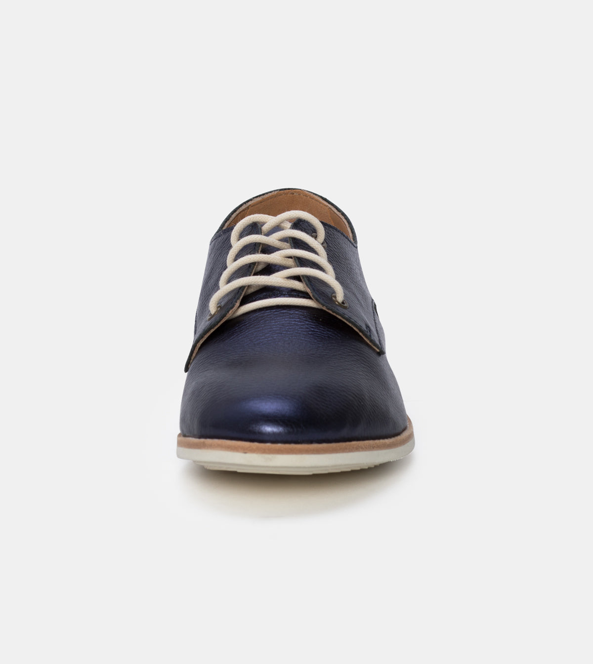 Derby Super Soft Navy Metallic