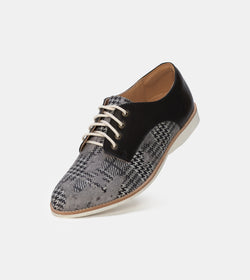Derby Wild Houndstooth