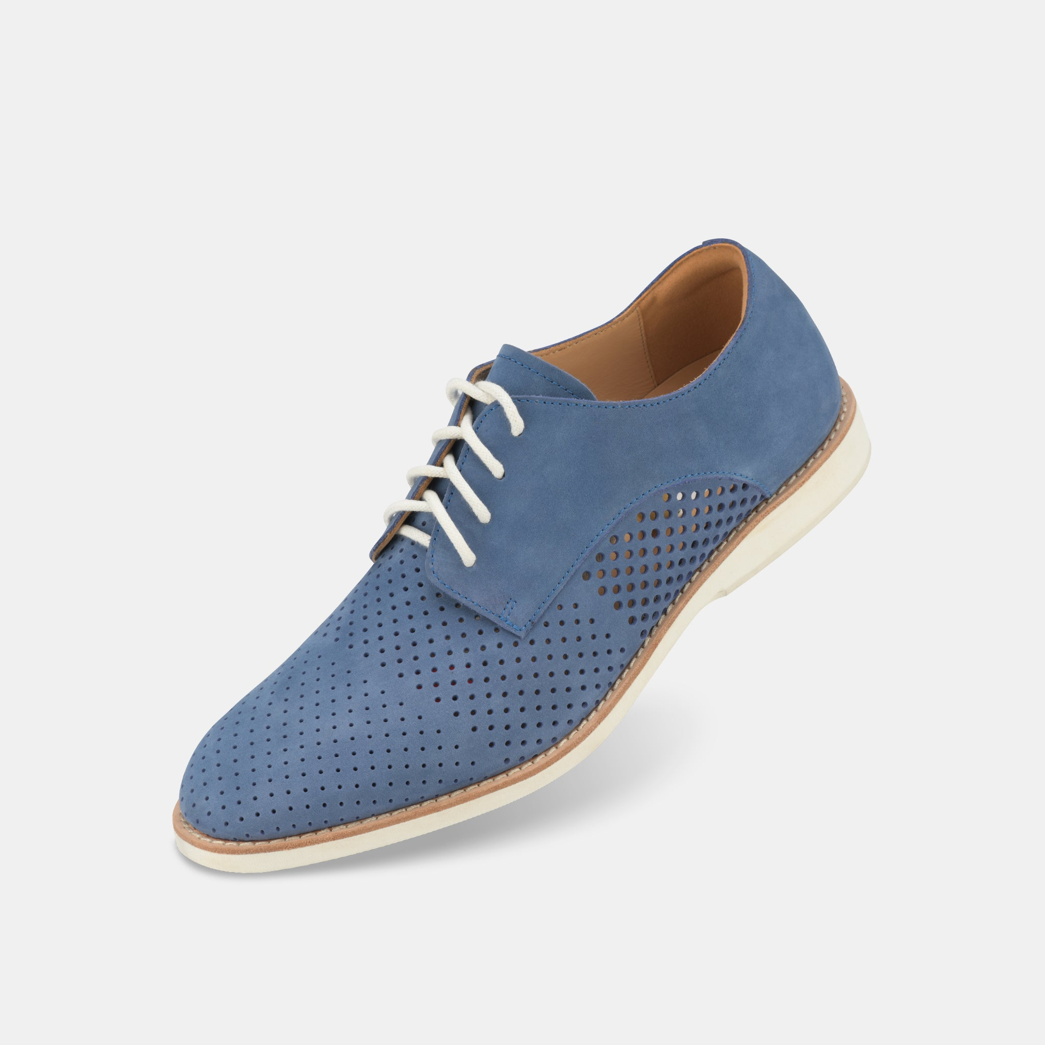 Derby Mens Punch Navy