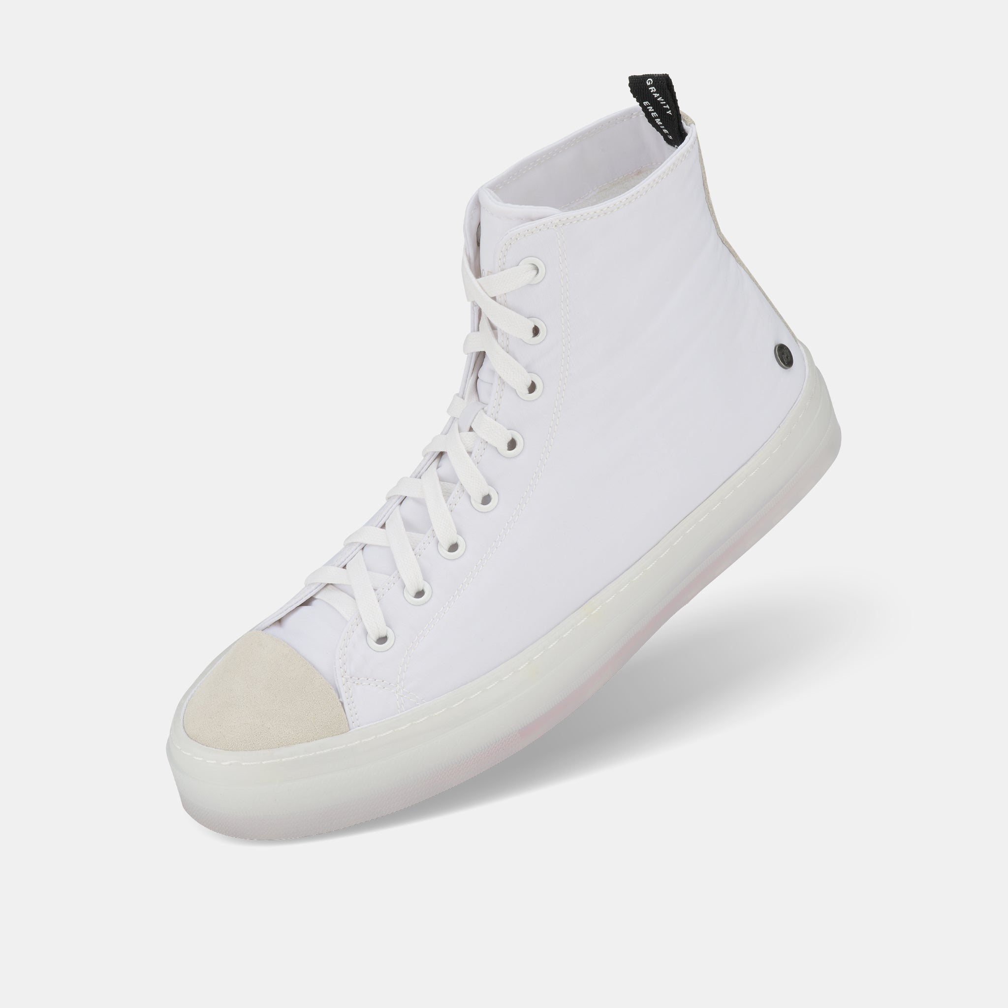 Ranger Mens High Top White