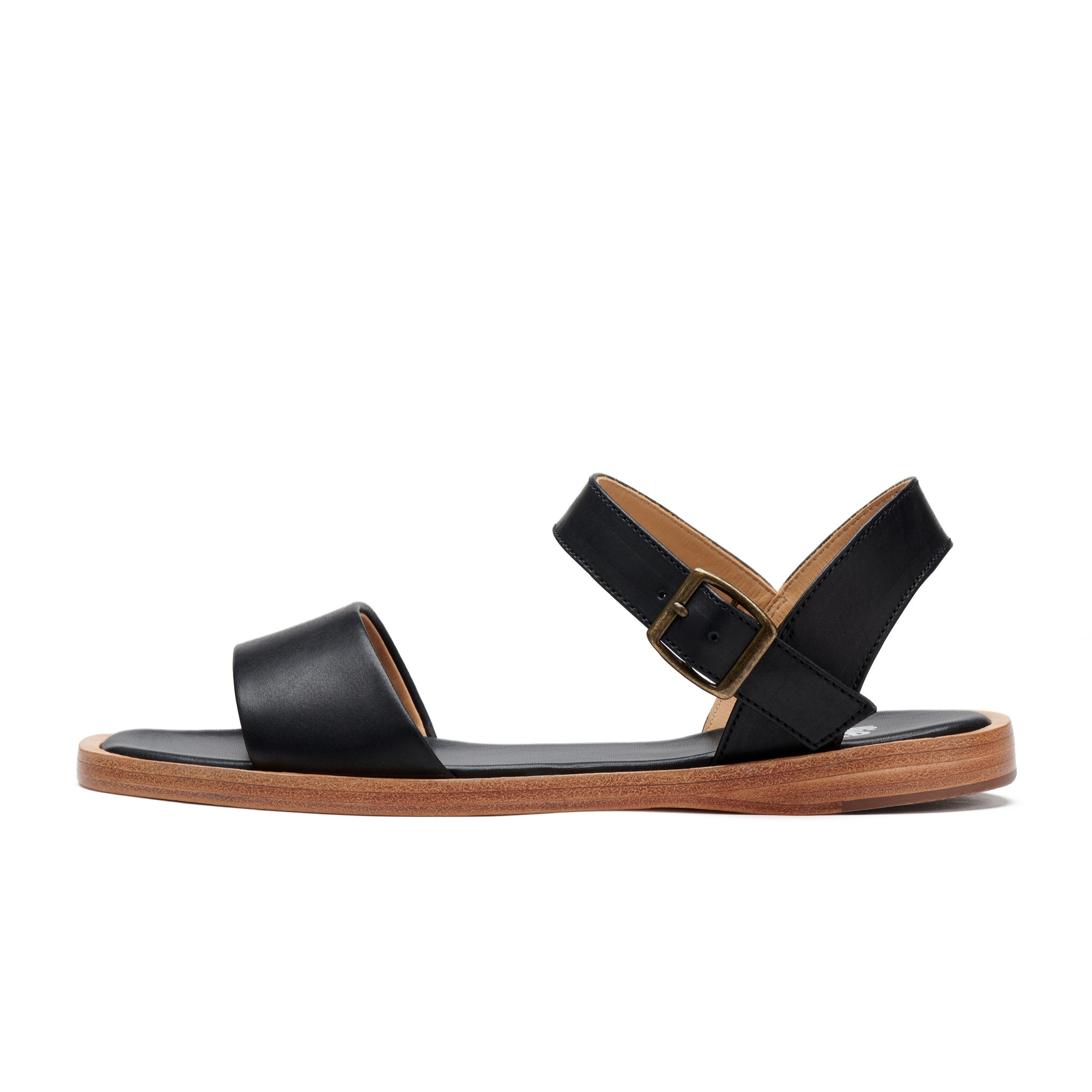 Alpha Sandal Black