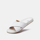 Tide Cross Slide White Geo