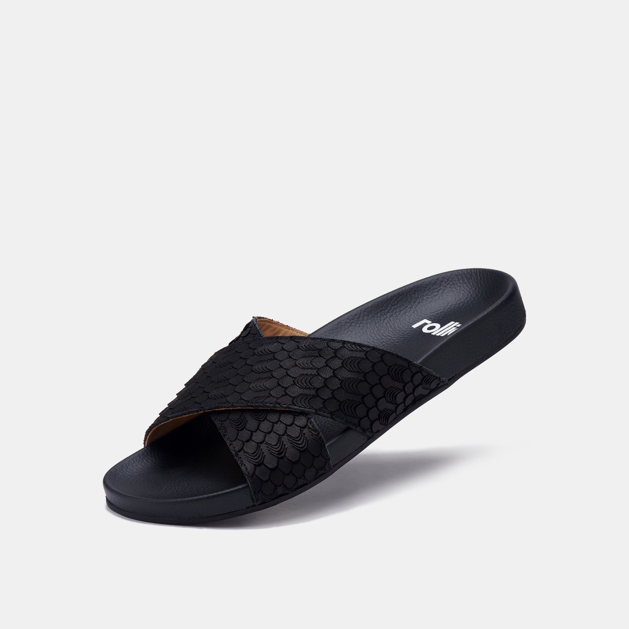Tide Cross Slide Black Geo