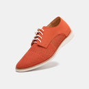 Derby Mens Punch Earth Red