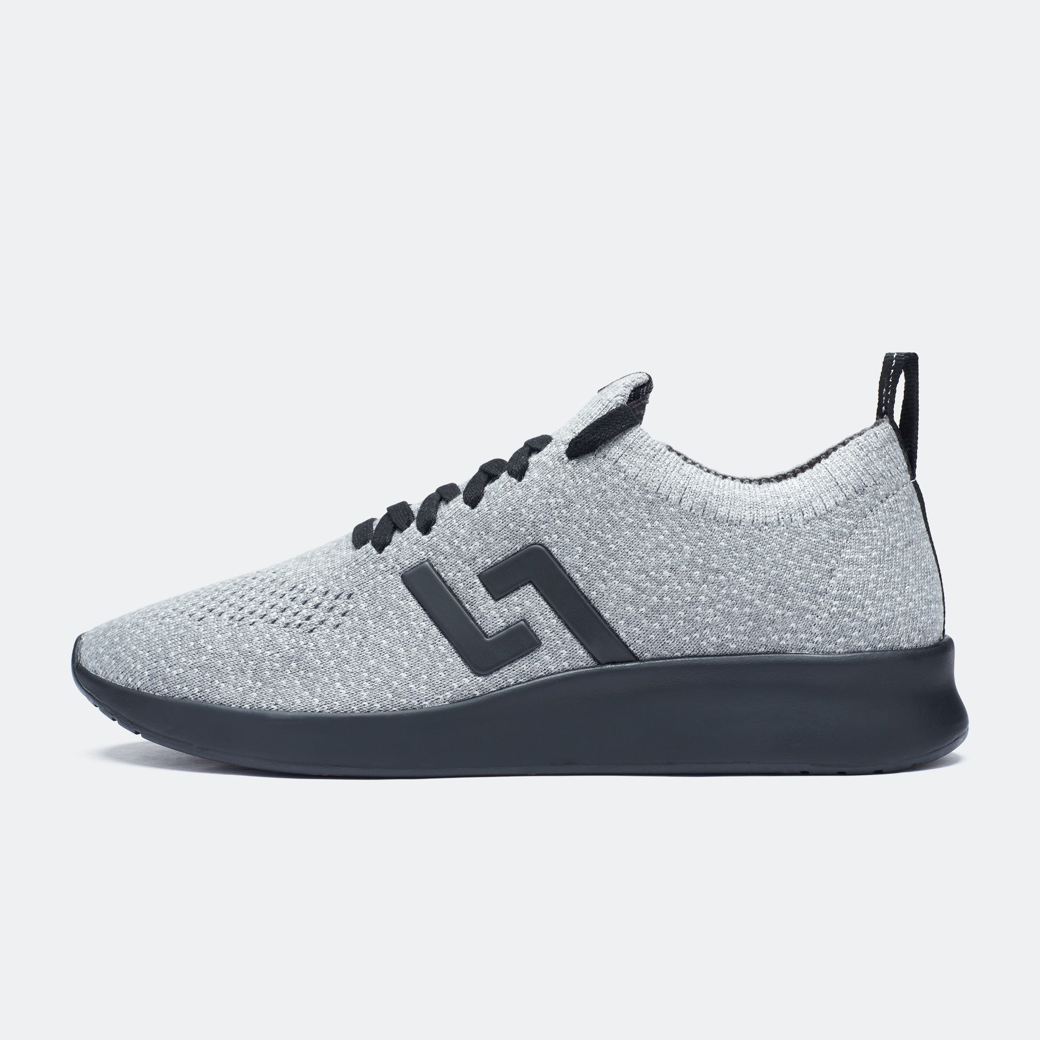 Bolt Mens Grey Melange