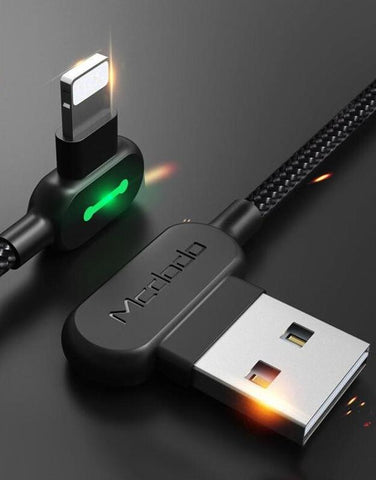 Fast Charging Unbreakable Cable