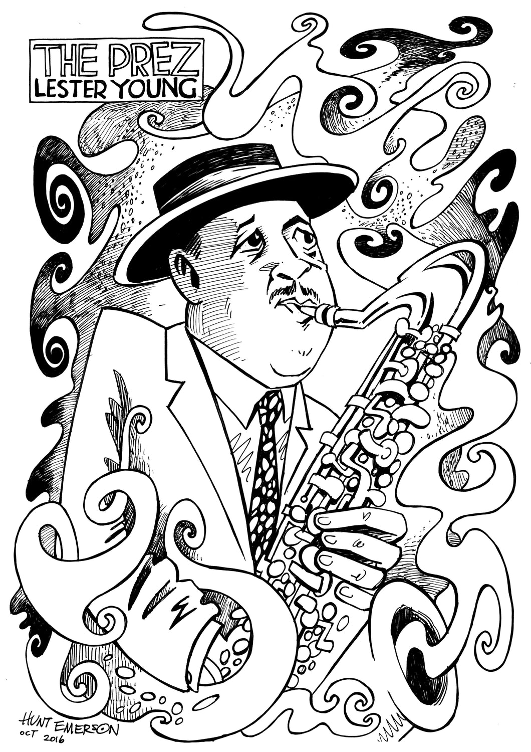 Jazz Legends - Lester Young