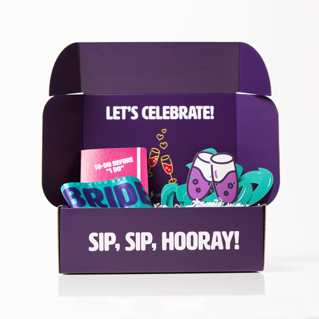 Bachelorette Celebration Box