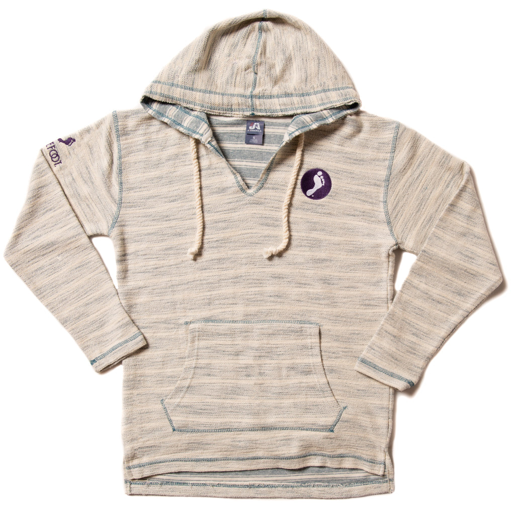 Barefoot French Terry Hooded Pullover