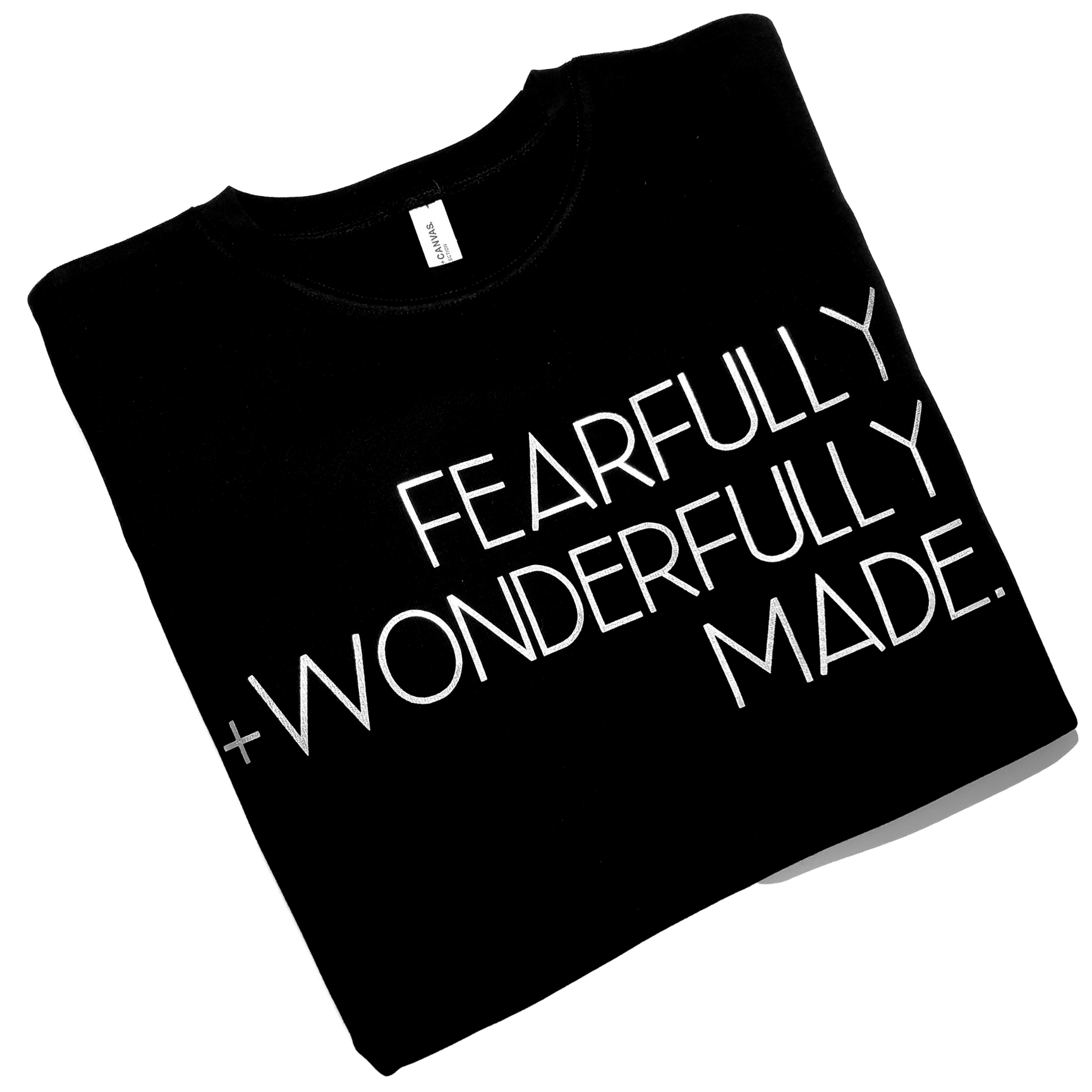 Fearfully & Wonderfully Made (Sweatshirt)