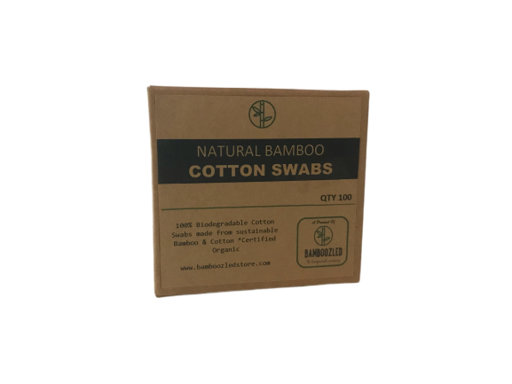 Bamboo Cotton Buds (PK100)