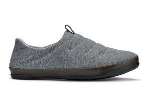 OluKai Men's Mahana Heathered Jersey Slippers - Idaho Mountain Touring