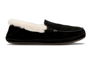 Women's Ku'una Leather Slippers - Idaho Mountain Touring