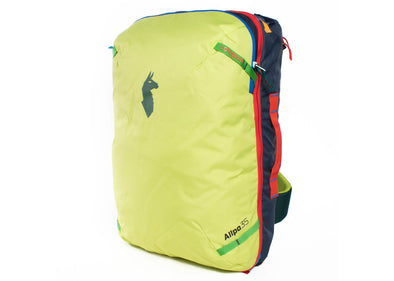 Cotopaxi Allpa 35L Del Dia Travel Pack - Idaho Mountain Touring