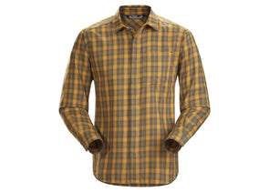 Men's Bernal Long Sleeve Shirt - Idaho Mountain Touring