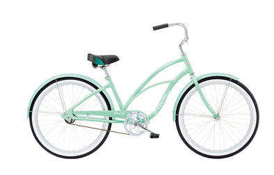 Electra Women's Cruiser Lux 1 Bike 2021 - Idaho Mountain Touring