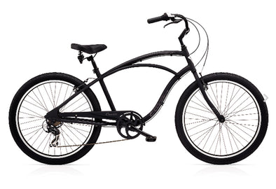 Electra Men's Cruiser Lux 7D Step-Over 2021 - Idaho Mountain Touring