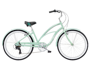 Electra Women's Cruiser Lux 7D 2021 - Idaho Mountain Touring