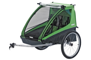 Thule Cadence Bicycle Trailer - Idaho Mountain Touring