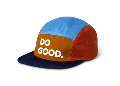 Do Good 5-Panel Hat - Idaho Mountain Touring