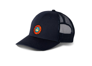 Circle Mountain Trucker Hat - Idaho Mountain Touring