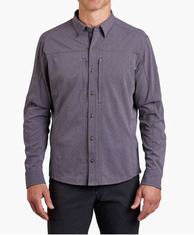 Men's Expedition Air Long Sleeve Shirt - Idaho Mountain Touring