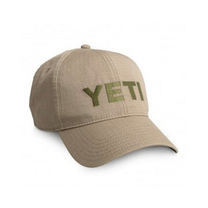 Idaho Mountain Touring Logo Field Tan Ripstop Hat - Idaho Mountain Touring