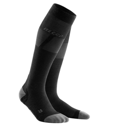 CEP Compression Men's Ski Ultralight Compression Socks - Idaho Mountain Touring